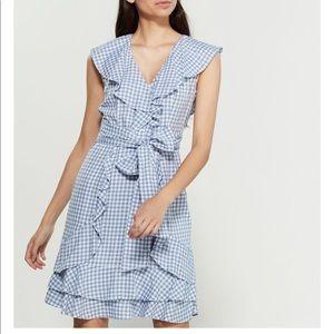 Jessica Simpson Gingham Mini Dress